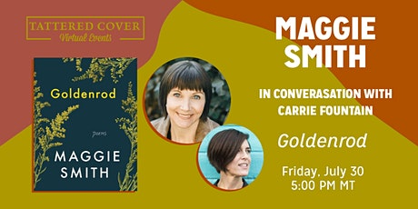 Live Stream with Maggie Smith in conversation with  Carrie Fountain tickets