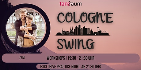 Friday Swing Practice Night mit Jakub & Emeline Tickets
