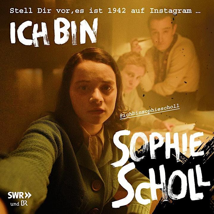 ICH BIN SOPHIE SCHOLL & WE/R - Serielles Erzählen auf Social Media: Bild