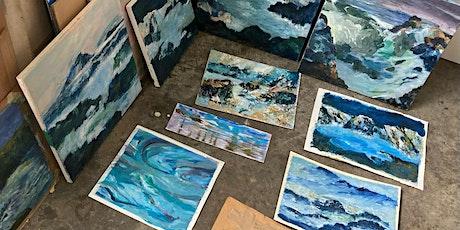 Studio Painting Practice Wednesday Pm tickets