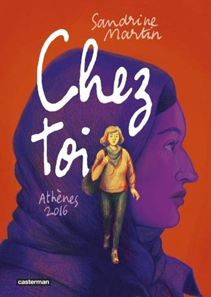 """Femmes et migrations : destins croisés en BD - """"Chez toi"""", Sandrine Martin image"""