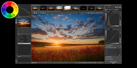 Introduction to Photo Editing with RawTherapee tickets