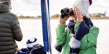 RSPB Beginners Birdwatching Workshop & Cruise tickets