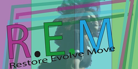 R.E.M Afro-Funk Movement Therapy & Dance wellness sessions (Live stream) tickets