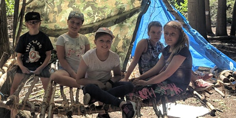 Wild families: Summer fun at Bradfield Woods EOC 2511 tickets
