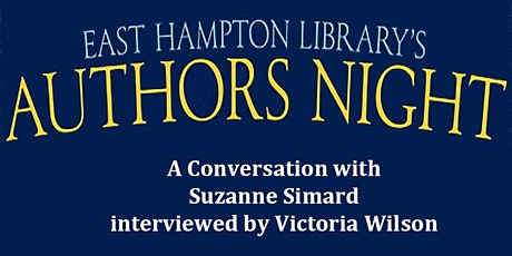 Authors Night  - A Conversation with Suzanne Simard tickets