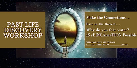 Past Life Discovery Workshop tickets