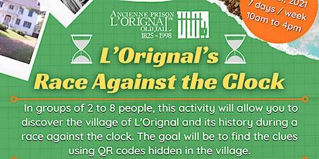 L'Orignal's Race Against the Clock / Course Contre la Montre de L'Orignal tickets