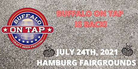 Buffalo On Tap Craft Beer Festival tickets