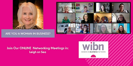WIBN LEIGH ON SEA  MONTHLY NETWORKING tickets