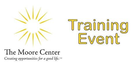 Virtual MOAB 1 Training tickets