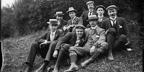 Men's Circle, Shrewsbury tickets