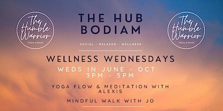 Wellness Wednesdays @ The Hub tickets