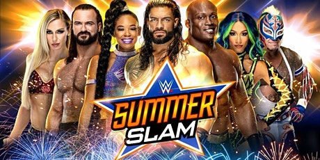 The Summer Slam  Viewing Party at Legends Bar tickets