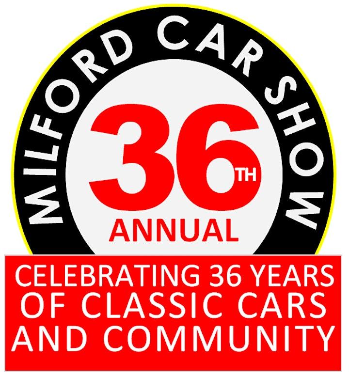 Milford Car Show image
