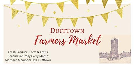 Dufftown Farmers Market tickets