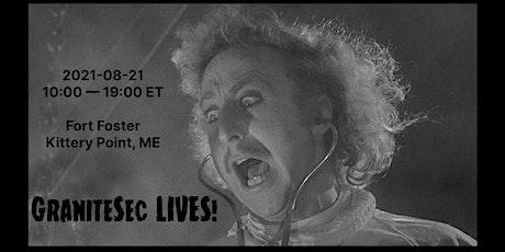 GraniteSec LIVES! tickets