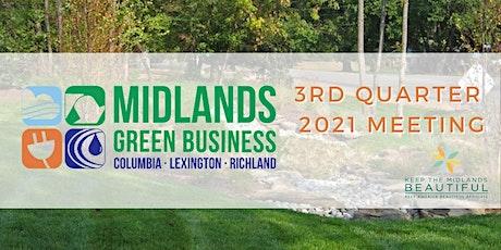 Midlands Green Business: 3rd Quarter Meeting! tickets