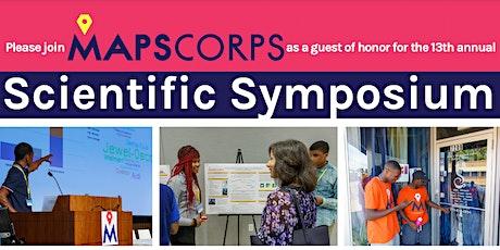 MAPSCorps13th Annual Scientific Symposium tickets