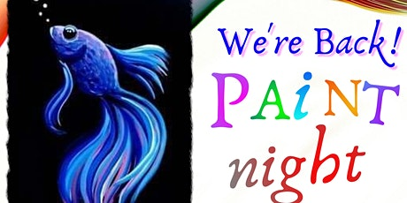 All Ages Paint night July 26th tickets