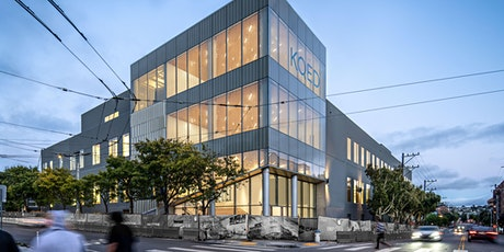 SAVE THE DATE: KQED Headquarters Grand Opening! tickets