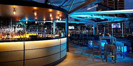 The Last Supper Club: Rooftop Shoreditch Sunset billets