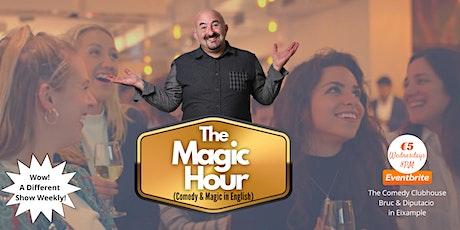 The Magic Hour -  Comedy Magic Show (in English) by FunnyBaldGuy entradas