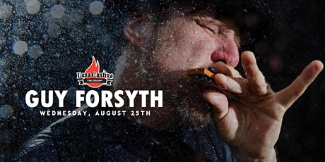 Guy Forsyth LIVE at Lava Cantina tickets