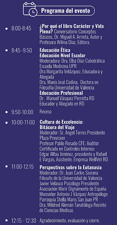 Imagen de Encuentro Ético 2021: Eutanasia,  Educación Ética y Cultura de Excelencia