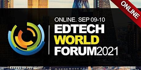 EdTech Summit 2021 (Online Event, Virtual) tickets