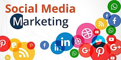 Principles of Social Media Marketing - 2-hour workshop tickets