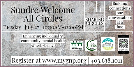 Sundre Welcome All Circles tickets