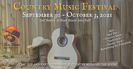 Tico Time Country Festival tickets