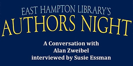 Authors Night  - A Conversation with Alan Zweibel tickets