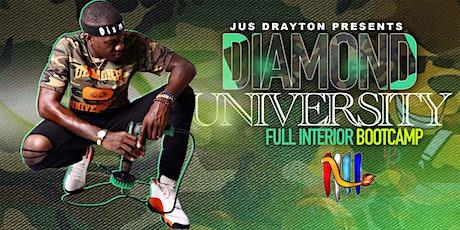 Diamond University tickets