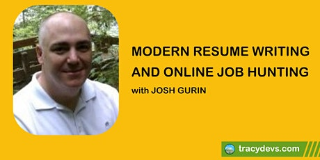 Modern Resume Writing and Online Job Hunting Tickets