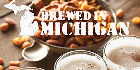 Brewed in Michigan 2021 tickets