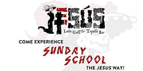 Tequila Sunday School tickets
