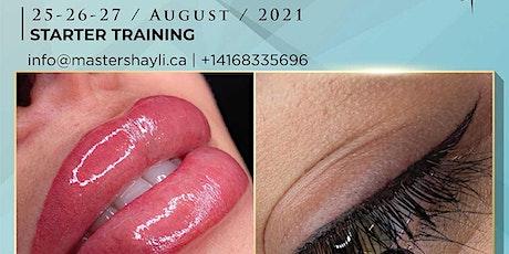New York PhiContour Workshop | USA Permanent Makeup Training tickets