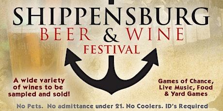 Shippensburg Beer & Wine Festival tickets