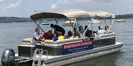River Discovery Boat Tours - August 2021 tickets