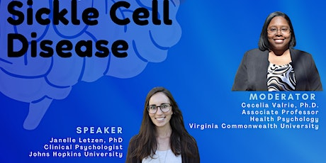 Sleep and Sickle Cell Disease - An Adult Perspective tickets