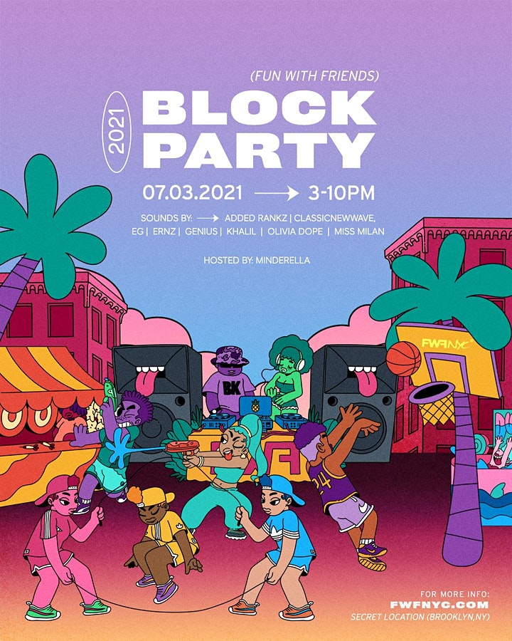 Fun With Friends Block Party image