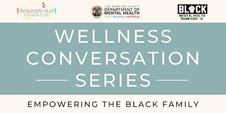 Wellness Conversation Series Kickoff: Drum Circle and Sound Bath tickets