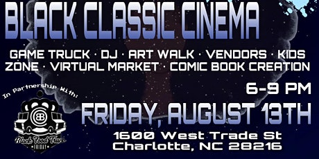 Afrofuturism Fest w/ BBOC Food Truck Friday and The Black Classics tickets