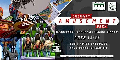 Calaway Park Summer Day Trip tickets