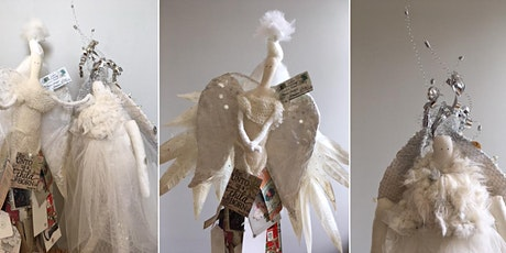 Angels with Attitude! Festive doll making workshop tickets