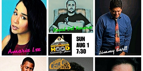 There Goes The Neighborhood Comedy Tour- SF tickets