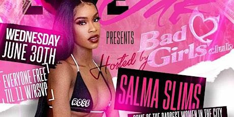 Pretty girls Love Oak hosted by Salma Slims tickets