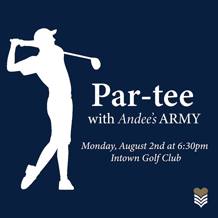 Par-Tee with Andee's Army image
